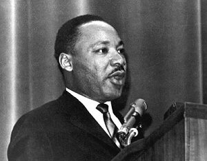 October 14 1964 Martin Luther King Jr Awarded The Nobel Peace