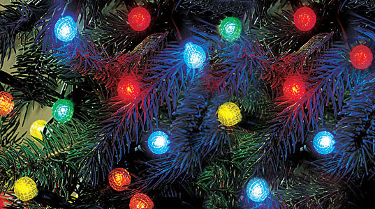 Good Energy Efficient LED Christmas Lights