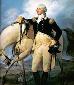 George Washington during the Revolutionary War