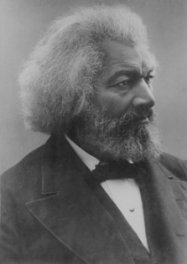 Frederick Douglass in later life
