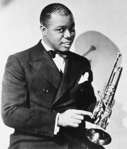 Louis Armstrong in 1934