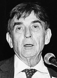 Professor Charles Black
