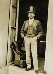 Du Bois in 1900