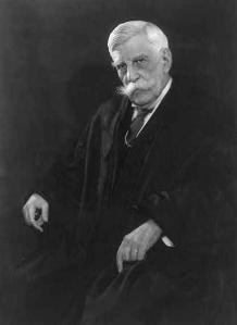 Justice Oliver Wendell Holmes, Jr.