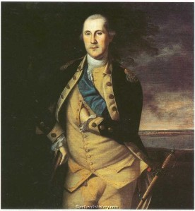 George Washington in the 1780's