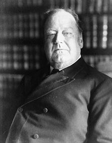 Chief Justice Edward D. White