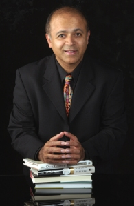 Dr. Abraham Verghese, author of Cutting for Stone
