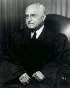 Justice Felix Frankfurter