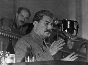 Josef Stalin, General Secretary of the Soviet Union