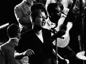 Billie Holiday in 1943