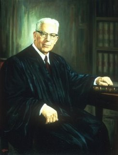 Justice Earl Warren