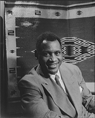 Paul Robeson, 1942