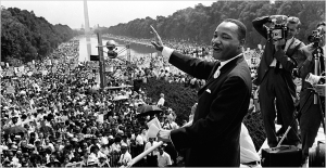 Martin Luther King, Jr. on August 28, 1963