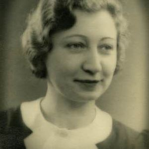 Miep Gies, who worked as Otto Frank's secretary at Opekta, his trading company in gelling agents for making jam.