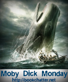 Moby Dick Monday Medium Button