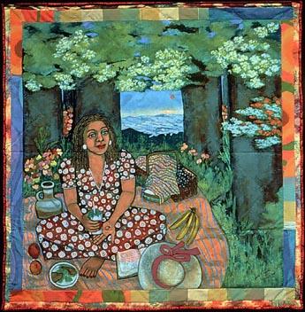 Artist Author Educator Faith Ringgold A Faithful Conjurer