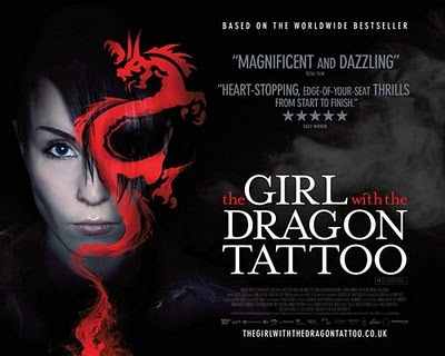 "Review of The Movie Version of ""The Girl With the Dragon Tattoo"" by Stieg"