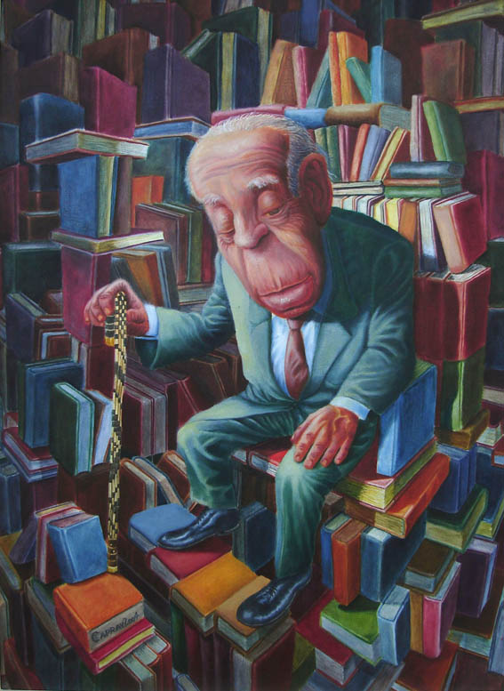 the life and works of jorge luis borges University at albany, suny three years after jorge luis borges's hundredth  birthday, in the midst of a  that would remain with him work for the rest of his life.