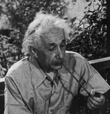 Albert Einstein in 1946