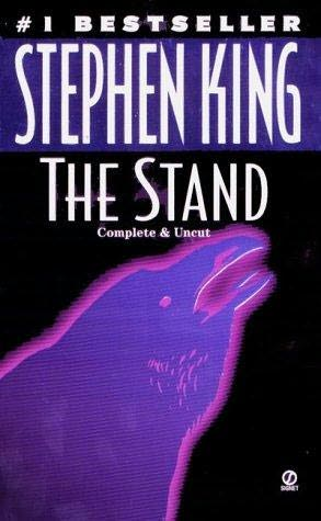 a review of stephen kings novel the stand Stephen king's the stand will now be a 10-hour cbs all-access  so that  boone could make an adaptation of stephen king's other book,.