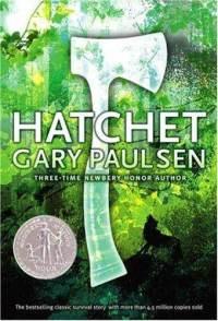Chrissy's Review: Hatchet by Gary Paulsen