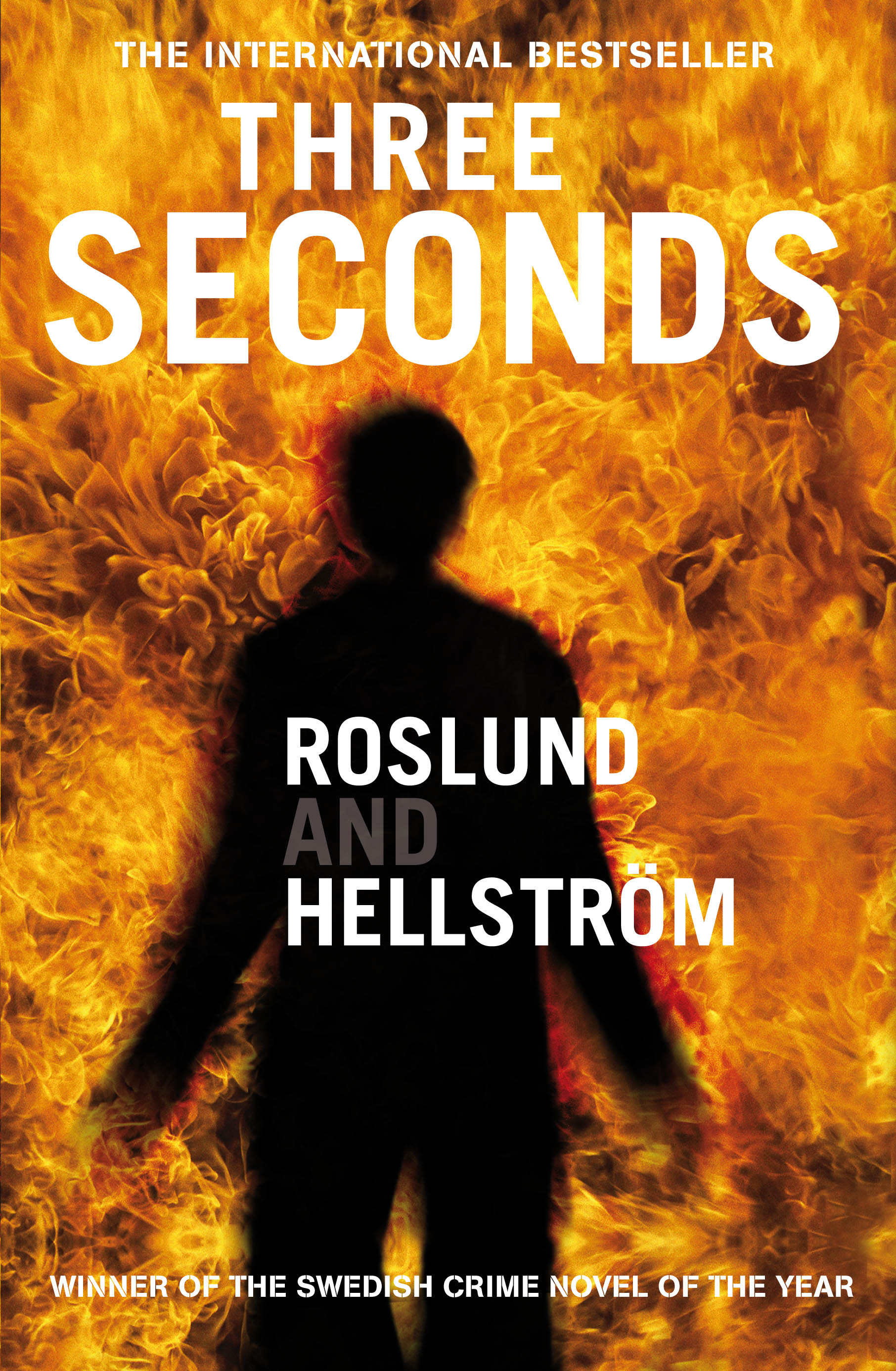 Image result for three seconds Anders Roslund & Borge Hellström