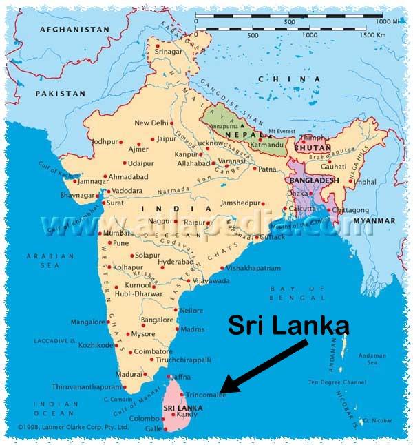 January Is National Hot Tea Month Rhapsody In Books Weblog - Where is sri lanka