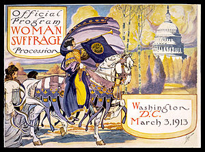 300px-Official_program_-_Woman_suffrage_procession_March_3,_1913