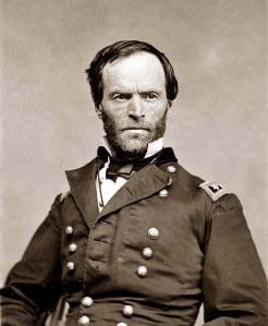 General Sherman, Grant's BFF