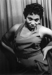 Leontyne Price as Bess in Porgy in Bess, from 1953