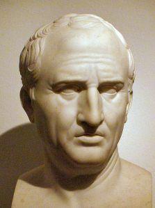 Marcus Tullius Cicero, 106 BC to 43 BC