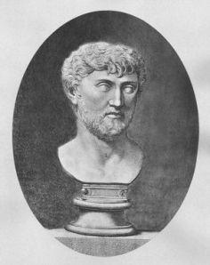 Lucretius circa 55 BC