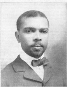 James Weldon Johnson, around age 30