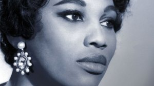 Leontyne Price in a live Met broadcast of Puccini's Tosca, from 1962