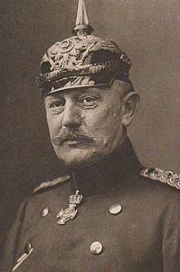 Helmuth von Moltke, German Chief of General Staff