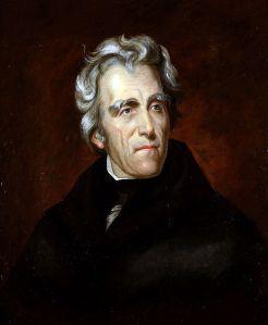 Andrew Jackson in 1824