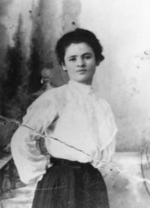 Clara Lemlich circa 1910