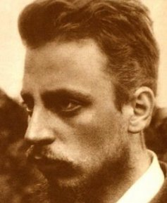 Rainer Maria Rilke in September 1900