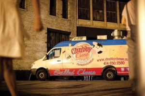 The Chubby Cheese Truck