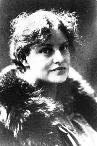 Lou Andreas-Salomé, psychoanalyst, writer, and associate of Rilke, Freud, Nietzsche, Wagner, and others
