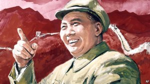 Mao Zedong, friendly happy murderer of massive proportions
