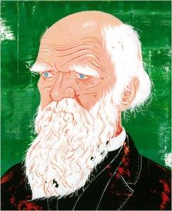 Charles Darwin by Matthew Bandsuch