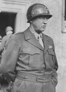 George Patton, the U.S. Third Army commander, seen here after his promotion to four-star in 1945. (U.S. Army Military History Institute)