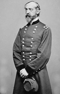 George Gordon Meade was appointed to command the Army of the Potomac just three days before the Battle of Gettysburg