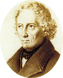 Jacob Grimm, before he was a ghost