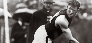 Jim Thorpe in the 1912 Summer Olympics