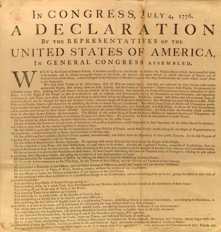 the main causes of the declaration that america paid a lot of taxes to england Causes:the main cause of the declaration was the taxes they paid a lot of taxes to england when the people lived in america the americans didn't like that they were in need of england and they are the ones who are deciding everything how it should be because the colonies where normally used to.