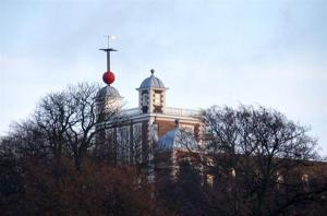 The Royal Observatory Timeball Tower, Greenwich