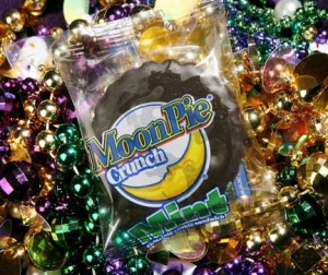 Cache of Mobile Mardi Gras throws