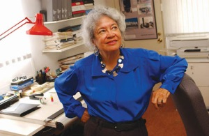 "Norma Merrick Sklarek had the nickname ""the Rosa Parks of Architecture."""